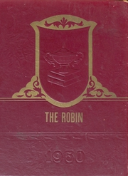 1950 Edition, North Robinson High School - Robin Yearbook (North Robinson, OH)