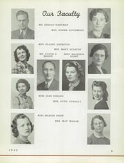 Page 13, 1942 Edition, Henrietta School - Hub Yearbook (Henrietta, OH) online yearbook collection