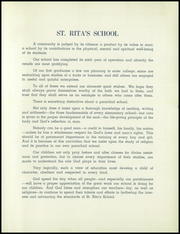 Page 3, 1955 Edition, St Rita School - Annual Yearbook (Solon, OH) online yearbook collection