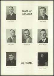 Page 10, 1944 Edition, Fulton Centralized School - Fultonian Yearbook (Swanton, OH) online yearbook collection