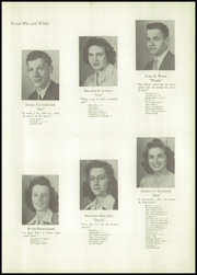 Page 13, 1944 Edition, Fulton Centralized School - Fultonian Yearbook (Swanton, OH) online yearbook collection