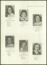 Page 16, 1944 Edition, Fulton Centralized School - Fultonian Yearbook (Swanton, OH) online yearbook collection