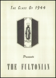 Page 5, 1944 Edition, Fulton Centralized School - Fultonian Yearbook (Swanton, OH) online yearbook collection