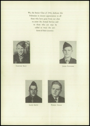 Page 6, 1944 Edition, Fulton Centralized School - Fultonian Yearbook (Swanton, OH) online yearbook collection