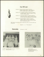 Page 17, 1956 Edition, Monroe School - Pilot Yearbook (Plumwood, OH) online yearbook collection