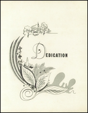 Page 5, 1956 Edition, Monroe School - Pilot Yearbook (Plumwood, OH) online yearbook collection