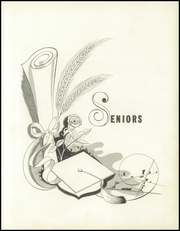 Monroe School - Pilot Yearbook (Plumwood, OH) online yearbook collection, 1956 Edition, Page 9