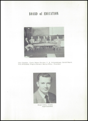 Page 13, 1957 Edition, Beverly High School - Bruin Den Yearbook (Beverly, OH) online yearbook collection