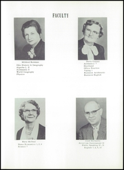 Page 17, 1957 Edition, Beverly High School - Bruin Den Yearbook (Beverly, OH) online yearbook collection