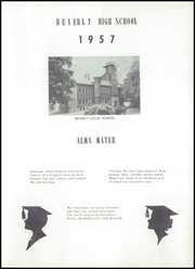 Page 7, 1957 Edition, Beverly High School - Bruin Den Yearbook (Beverly, OH) online yearbook collection