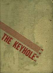 1943 Edition, Clinton High School - Keyhole Yearbook (Clinton, OH)