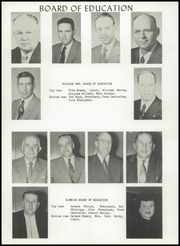 Page 10, 1958 Edition, Portage Township School - Reflector Yearbook (Portage, PA) online yearbook collection