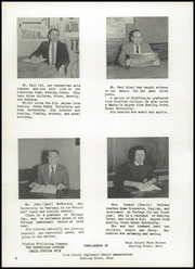 Page 12, 1958 Edition, Portage Township School - Reflector Yearbook (Portage, PA) online yearbook collection