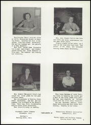 Page 13, 1958 Edition, Portage Township School - Reflector Yearbook (Portage, PA) online yearbook collection