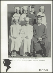 Portage Township School - Reflector Yearbook (Portage, PA) online yearbook collection, 1958 Edition, Page 28