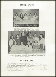 Page 6, 1958 Edition, Portage Township School - Reflector Yearbook (Portage, PA) online yearbook collection