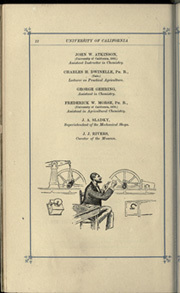 Page 22, 1884 Edition, University of California Berkeley - Blue and Gold Yearbook (Berkeley, CA) online yearbook collection