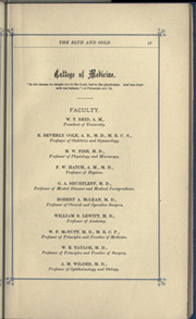 Page 23, 1884 Edition, University of California Berkeley - Blue and Gold Yearbook (Berkeley, CA) online yearbook collection