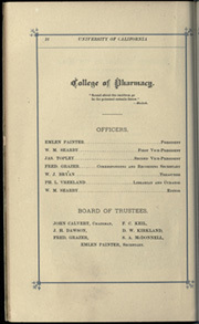 Page 26, 1884 Edition, University of California Berkeley - Blue and Gold Yearbook (Berkeley, CA) online yearbook collection
