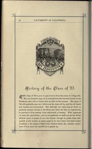 Page 32, 1884 Edition, University of California Berkeley - Blue and Gold Yearbook (Berkeley, CA) online yearbook collection