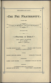 Page 79, 1884 Edition, University of California Berkeley - Blue and Gold Yearbook (Berkeley, CA) online yearbook collection
