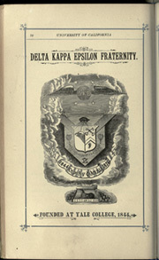 Page 80, 1884 Edition, University of California Berkeley - Blue and Gold Yearbook (Berkeley, CA) online yearbook collection