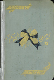 University of California Berkeley - Blue and Gold Yearbook (Berkeley, CA) online yearbook collection, 1890 Edition, Page 1