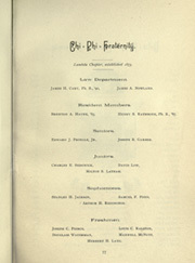 Page 101, 1893 Edition, University of California Berkeley - Blue and Gold Yearbook (Berkeley, CA) online yearbook collection