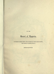Page 11, 1893 Edition, University of California Berkeley - Blue and Gold Yearbook (Berkeley, CA) online yearbook collection