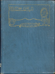 1894 Edition, University of California Berkeley - Blue and Gold Yearbook (Berkeley, CA)