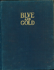 1895 Edition, University of California Berkeley - Blue and Gold Yearbook (Berkeley, CA)
