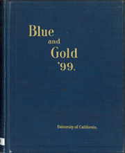 1899 Edition, University of California Berkeley - Blue and Gold Yearbook (Berkeley, CA)