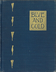 1900 Edition, University of California Berkeley - Blue and Gold Yearbook (Berkeley, CA)