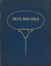 1901 Edition, University of California Berkeley - Blue and Gold Yearbook (Berkeley, CA)