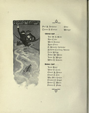 Page 14, 1901 Edition, University of California Berkeley - Blue and Gold Yearbook (Berkeley, CA) online yearbook collection