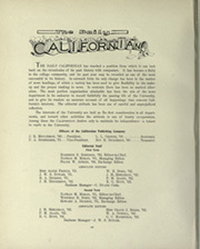 Page 158, 1901 Edition, University of California Berkeley - Blue and Gold Yearbook (Berkeley, CA) online yearbook collection