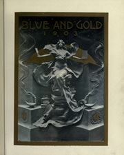 Page 9, 1903 Edition, University of California Berkeley - Blue and Gold Yearbook (Berkeley, CA) online yearbook collection