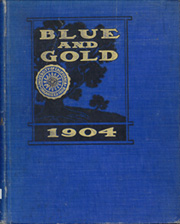 University of California Berkeley - Blue and Gold Yearbook (Berkeley, CA) online yearbook collection, 1904 Edition, Page 1