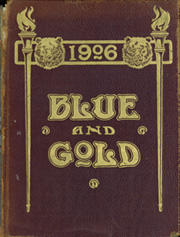 1906 Edition, University of California Berkeley - Blue and Gold Yearbook (Berkeley, CA)