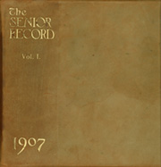 1907 Edition, University of California Berkeley - Blue and Gold Yearbook (Berkeley, CA)