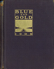1909 Edition, University of California Berkeley - Blue and Gold Yearbook (Berkeley, CA)