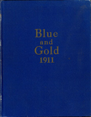1911 Edition, University of California Berkeley - Blue and Gold Yearbook (Berkeley, CA)