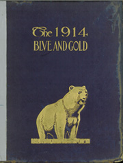 1914 Edition, University of California Berkeley - Blue and Gold Yearbook (Berkeley, CA)