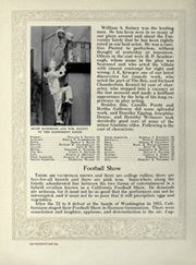 Page 142, 1917 Edition, University of California Berkeley - Blue and Gold Yearbook (Berkeley, CA) online yearbook collection