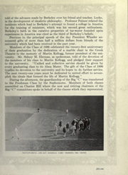 Page 65, 1918 Edition, University of California Berkeley - Blue and Gold Yearbook (Berkeley, CA) online yearbook collection