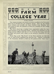 Page 68, 1918 Edition, University of California Berkeley - Blue and Gold Yearbook (Berkeley, CA) online yearbook collection