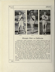 Page 252, 1919 Edition, University of California Berkeley - Blue and Gold Yearbook (Berkeley, CA) online yearbook collection