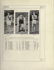 Page 257, 1919 Edition, University of California Berkeley - Blue and Gold Yearbook (Berkeley, CA) online yearbook collection