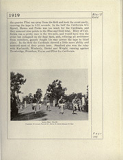 Page 261, 1919 Edition, University of California Berkeley - Blue and Gold Yearbook (Berkeley, CA) online yearbook collection