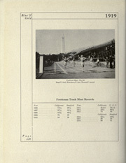 Page 262, 1919 Edition, University of California Berkeley - Blue and Gold Yearbook (Berkeley, CA) online yearbook collection